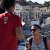 """Rio de Janeiro, RJ — Por todo o Brasil, os jovens saíram às ruas promovendo atividades em torno do tema """"A urgência de viver o 'Amai-vos como Eu vos amei', de Jesus""""."""
