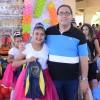 Natal, RN - Empresário Segio Júnior Bezerra, da agência de publicidade SBS Outdoor, participou da entrega do materialpedagógico às crianças na LBV.