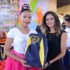 Natal, RN - A jornalista Ana Beatreiz Amorim da Câmaraparticipou da solenidade de entrega do materialpedagógico às crianças atendidas na LBV
