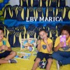 Maricá, RJ: A alegria das criançasque foram presenteadas com os kits pedagógicos da LBV. Davy, de 8 anos contou o que achou de tudo isso: