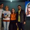 Engenheiro Paulo de Frontin, RJ -No Festival Internacional de Música, da LBV, Solange Lima Farias ganhou em 1º lugar, com a composição legionária
