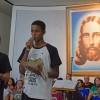Rio de Janeiro, RJ — Jovens Legionários participam de estudo ecumênico do tema desta edição do Fórum.