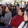 SÃO PAULO, SP— Na abertura das Rodas Espirituais e Culturais, na Capital Bandeirante, jovens de todos as idades acompanham as explicações sobre as Oficinas.