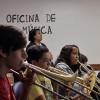 SÃO PAULO, SP— Oficina de Música nas Rodas Espirituais e Culturais, da LBV. Momentos de muito aprendizado.