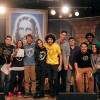 SÃO PAULO, SP— A Banda Emissários do Cristo trouxe o Rap Legionário e empolgou a público. Ficaram com o Terceiro Lugar.