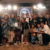SÃO PAULO, SP– Banda Legionária SambaAstral, a grande campeã do Festival Internacional de Música, da LBV, na etapa paulistana.