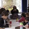 São Paulo, SP — Na oficina de Contação de Histórias, os Soldadinhos de Deus, da LBV,adoraram aprender a construir um futuro melhor