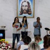Jovens Ecumênicos da Religião do Amor Fraterno abrilhantam o evento com Música Legionária.