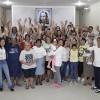 Duque de Caxias, RJ —União das gerações! As famílias marcam presença no 42º Fórum do Jovem Ecumênico da Boa Vontade de Deus.