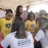 SÃO PAULO, SP — O dia começou agitadono Instituto de Educação José de Paiva Netto, na capital paulista. As famílias participaram das oficinas, brincadeiras e jogos do evento, com o objetivo de levar as crianças a refletirem sobre a importância do Respeito e da Solidariedade na construção de mundo de Paz.