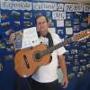 UBERLÂNDIA, MG — O Cristão do Novo Mandamento de Jesus Admilson José de Souza, deAraxá, MG, também recebeu o certificado de participação do Festival Internacional de Música, da LBV.