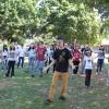 Goiânia, GO —A oficina de consciência corporal fez todo mundo se movimentar também em Goiânia! :)