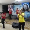Goiânia, GO – Apresentação do Grupo Ecumênico de Dança, da Juventude Legionária na capital do Estado de Goiás.