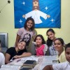 Araruama, RJ – Em parceria com a Juventude Ecumênica, a Pré-Juventuderealiza, na Religião Divina, atividades fraternas, com o objetivo de aprender e transmitir os Divinos Ensinamentos de Jesus.