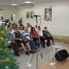 Bangu, RJ —No Encontro Ecumênico Família — Um presente de Deusas gerações se reuniram para aprender com os ensinamentos fraternos de Jesus.