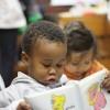 SÃO PAULO, BRASIL - La unidad educativa de la Legión de la Buena Voluntad contribuye a la formación cultural de los educandos, incentivándolos al hábito de la lectura. Este apoyo ocurre desde la primera infancia, cuando los pequeños todavía están en el maternal.