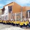 Escuela de la LBV en Belém, Brasil.