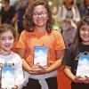 Buenos Aires, Argentina — Los Soldaditos de Dios participaron del Encuentro Literario, del libro Tesoros del Alma, del escritor Paiva Netto.
