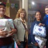 Marília, SP — A Legião da Boa Vontadeentregou, em parceria com o Fundo Social de Solidariedade e Centros de Referência de Assistência Social de Marília, centenas de cobertores a famílias carentes de baixa renda, que ajudaramaenfrentar o frio rigoroso na região.