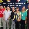 Santos, SP — Na manhã desta terça-feira, 13, a LBV recebeu a visita de amigos, parceiros e colaboradores no evento de entrega dos Kits pedagógicos que foram entregues para crianças e adolescentes.