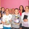 MAGÉ, RJ —União! Integrados nos Ideais de Boa Vontade, a Cristã do Novo Mandamento de Jesus Isabel Cristina Coelho de Oliveira, reuniu a família erealizou a Cruzada do Novo Mandamento de Jesus no Lar.