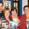 RIO DE JANEIRO, RJ —Em celebração ao Dia Internacional da Família, comemorado no dia 15 de maio,a família deDeise Thomaz Cunha realizou a Cruzada do Novo Mandamento de Jesus noLar.