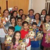 RIO DE JANEIRO, RJ — Fortalecendo o coração nos Divinos Ensinamentos de Jesus, a família de Bruna Ferreirarealiza a Cruzada do Novo Mandamento de Jesus no Lar.