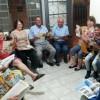 SÃO SEBASTIÃO DO PARAÍSO, MG — A família de Maria e João Donizete de Paula se reúne para mais uma Cruzada do Novo Mandamento de Jesus no Lar.
