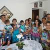 APUCARANA, PR — Afamília deOtília Andrade se unem para absorverem o conteúdo de paz e fraternidade ecumênica da Boa Nova do Cristo de Deus.