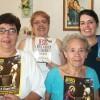 PETRÓPOLIS, RJ — Foi com muita alegria que a família da Irmã Gilda Trezza realizou aCruzada do Novo Mandamento de Jesus.