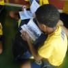Uberlândia, MG - O material pedagógico oferecido pela LBV será essencial para que os milhares de beneficiados pela campanha tenham um bom ano letivo.
