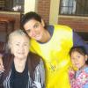 Santa Cruz de la Sierra, Bolivio —Ankaŭ okazas vizitoj al hejmoj de maljunuloj, al orfejoj kaj hospitaloj, kunlabore kun la Departemento por Spirituala Asistado de la Religio de la Tria Jarmilo.