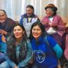 La Paz, Bolivia — Alegría Legionaria en el Asilo las Awichas.