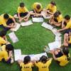 GOIÂNIA, BRASIL - La unidad educativa de la Legión de la Buena Voluntad contribuye a la formación cultural de los educandos, incentivándolos al hábito de la lectura. Este apoyo ocurre desde la primera infancia, cuando los pequeños todavía están en el maternal.