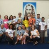 Cuiabá, MT– Famílias estudaram sobre a Volta Triunfal de Jesus durante o Encontro das Igrejas Familiares da Religião Divina.