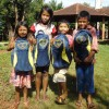 Dourados, MS -Com o auxilio recebido da LBV, as crianças e adolescentes da Aldeia Indígena Bororótêm uma motivação a mais para frequentar a escola e continuar os estudos. A iniciativa ajuda no combate à evazão escolar na reserva.