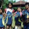 Dourados, MS - Crianças recebem os Kits pedagógicos da Campanha Criança Nota 10!.