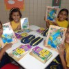 Ananindeua/PA - A Legião da Boa Vontade acredita que é possível construir um mundo melhor por meio da educação. Por isso, a Entidade entregou, por meio da campanha Criança Nota 10!, centenas de kits de material pedagógico a meninas e meninos atendidos ao longo do ano.