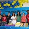 Campinas SP, — A equipe de colaboradores internos da LBV felizes por entregarem centenas de Kits Pedagógicos às crianças e jovens atendidos.