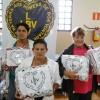 Santo Expedito, SP — Famílias atendidas por instituições parceiras são beneficiadas com a entrega de cobertores da campanha Diga Sim!, da LBV.