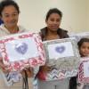 Itapeva SP, — As mães ficaram felizes ao receberem seus cobertores da Campanha