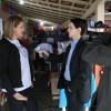 Marília, SP — A ação solidária da LBV repercutiu na mídia local, a exemplo da TV SOL - Canal 13 da cidade.