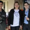Marília, SP — A equipe de reportagem da TV SOL (canal 13), de Marília, acompanhou e registrou toda ação da LBV na cidade.