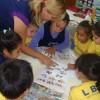 Na escola da LBV do Uruguai, são promovidas atividades culturais, lúdicas, esportivas e educativas que trabalham conceitos de cidadania e a vivência da Cultura de Paz.