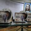 Ubelândia, MG - Troféus à espera dos vencedores do Festival Internacional de Música, da LBV.