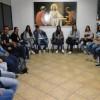 Uberlândia, MG - Jovens de todas as idades participam da Oficina de Comunicação, que abordou o tema