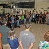 Uberlândia, MG -Na oficina de Música Legionária, os participantesrefletiram sobre a importância do sacerdócio através dessa arte e como é a postura de vida de quem se dedica à ela, nas Instituições da Boa Vontade.