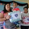Itapeva, SP—Milhares de cobertores foram entregues, em todo o País, pela LBV, com a Campanha