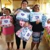 Itapeva, SP— A alegria era geral no rosto das famílias que recebiam as cobertores da Campanha
