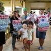 Itapeva, SP— Centenas de famílias, que vivem em situação de vulnerabilidade social, receberam os seus cobertores da Campanha